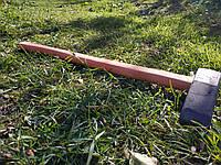 Колун для дров 3кг с ручкой