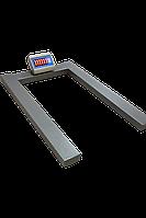 Весы паллетные ВПД-П-2т
