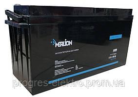 Аккумуляторная батарея MERLION MLB-12-150 мультигелевая