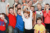 Квест в начальной школе от Склянка мрiй