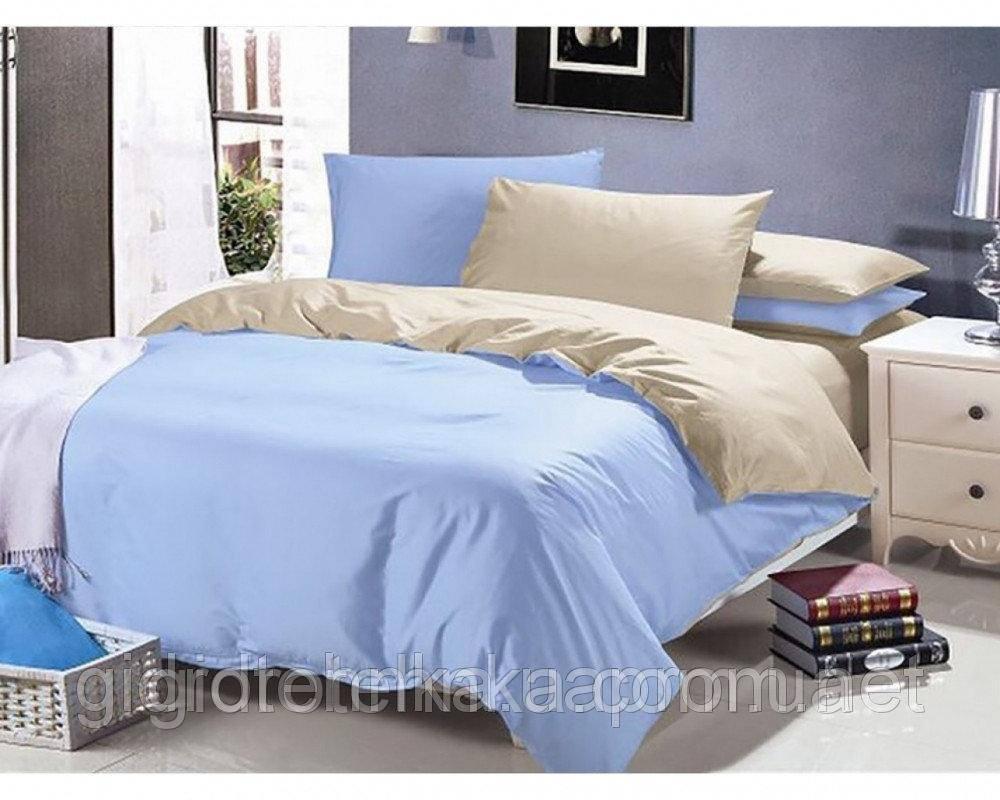 Сатин-люкс.Двуспальный комплект постельного белья.100% хлопок