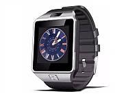 Умные часы Smart Watch UWatch DZ09 Silver (hub_evZl66457_my)