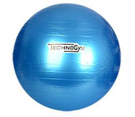 Мяч для фитнеса-75см MS 0983B (Синий)