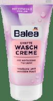 Нежный моющий крем Balea Sanfte Waschcreme, 150 ml
