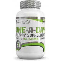 BioTechUSA One a Day, 100 tabl