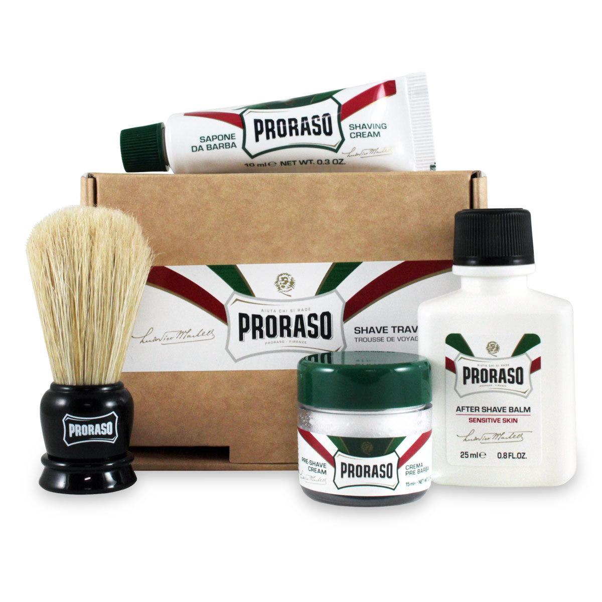 Дорожный набор Proraso Shave Travel Kit