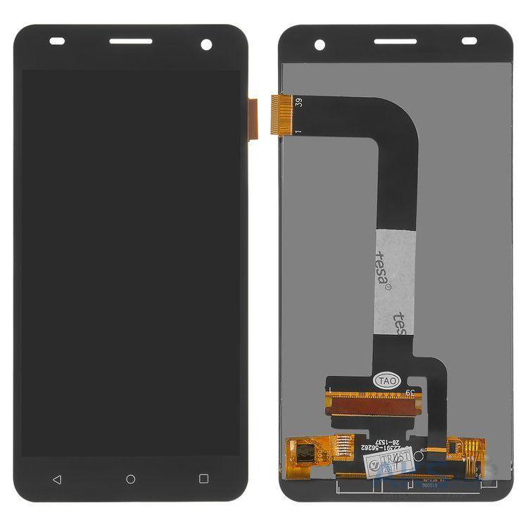 Дисплей для Prestigio MultiPhone PSP3530 Muze D3/3531 Muze E3/7530 Muze A7 с тачскрином черный Оригинал