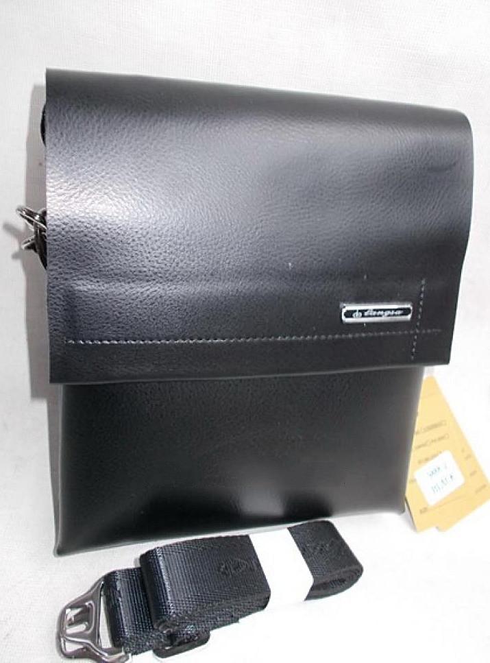 Мужская сумка LANGSA 9888-2 black купить мужскую сумку ПОЛО недорого 57ec93872b1