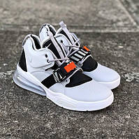 Кроссовки Nike Air Force 270 Wolf Grey (реплика А+++ ), фото 1