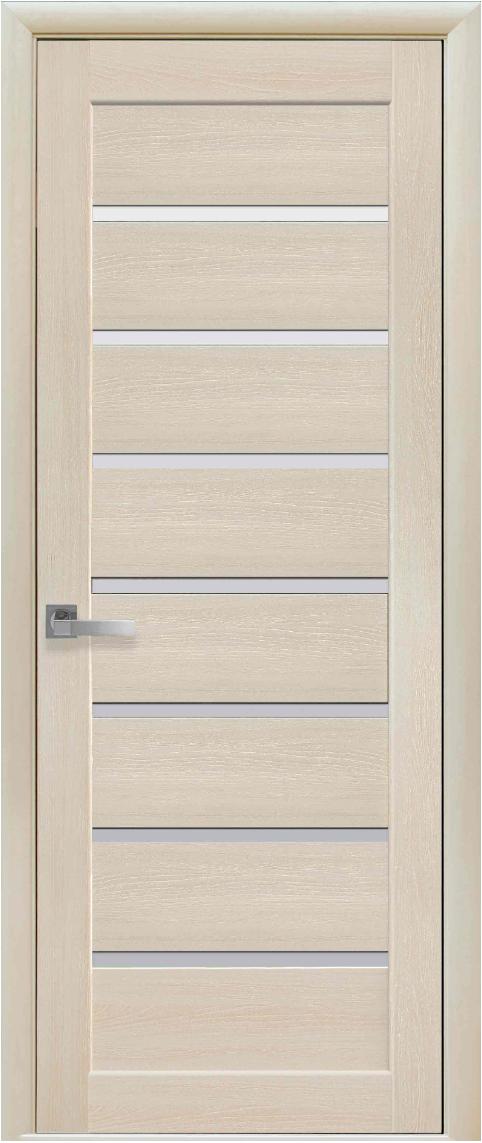 Двери Новый стиль Леона ПО дуб жемчужный