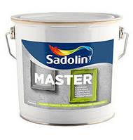 Универсальная алкидная краска Sadolin Master 30 полуматовая 10л (Садолин Мастер)