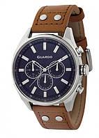 Чоловічі наручні годинники Guardo P11453 SBlBr