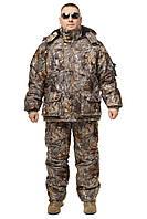 "Зимний костюм для рыбалки и охоты ""Осенний лес"""