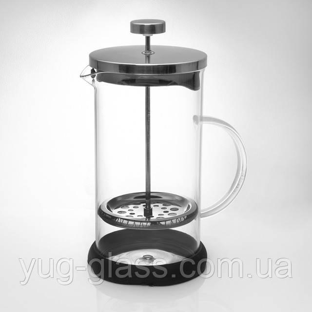 Заварочный чайник 1000 мл френч-пресс