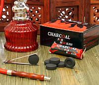 9010098 Уголь для кальяна Charcoal for hookah (100 таблеток)