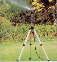 Розпилювач води з імпульсом Westfalia Water Worlds Profi з штативом телескопа