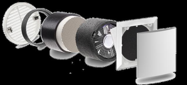 Приточно-вытяжные системы вентиляции с рекуперацией тепла
