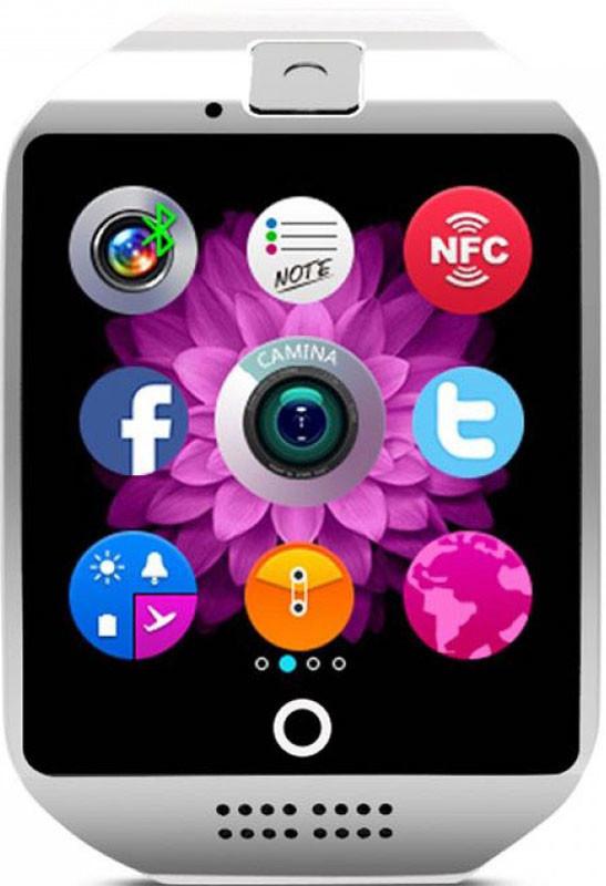 Часы Smart Watch Q18 White Гарантия 1 месяц