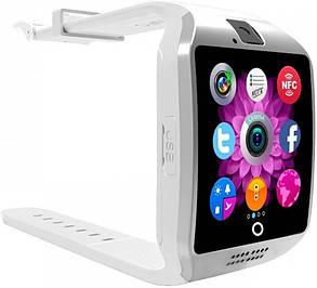 Часы Smart Watch Q18 White Гарантия 1 месяц, фото 2