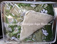 Теплу вовняну ковдру двоспальне, фото 1