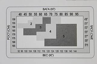 Колготки  ELIZABETH Prestige 40den tb visone (бежевые), фото 3
