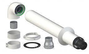 Коаксиальный комплект BAXI 60/100/750 мм (CK01) для систем отопления.