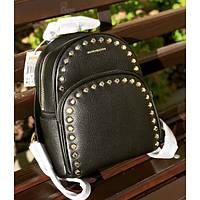 Женский городской рюкзак Mісhаеl Коrs (в стиле Майкл Корс), черный цвет