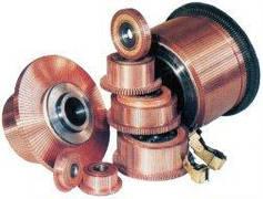 Коллекторы для электродвигателей