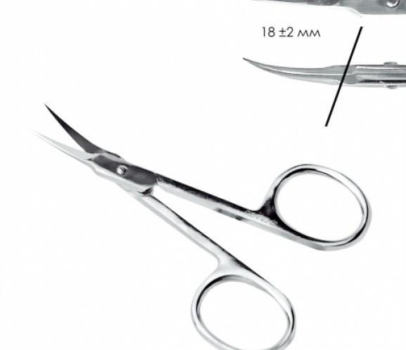 Ножницы для кутикулы CLASSIC 10 TYPE 1 (20 мм)