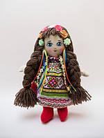 Мягкая кукла Vikamade Украинка тип шарнирная девочка., фото 1