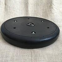 Прикотуюче колесо в зборі CO-051764 ( диск поліамід) 325x50 (2 x 13), фото 1