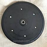 Прикотуюче колесо в зборі CO-051764 ( диск поліамід) 325x50 (2 x 13), фото 2