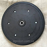 Прикотуюче колесо в зборі CO-051764 ( диск поліамід) 325x50 (2 x 13), фото 4