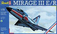 Mirage III E/R 1/72 REVELL 4438
