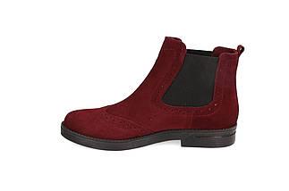 Ботинки челси замшевые Mario Cunelli, фото 2