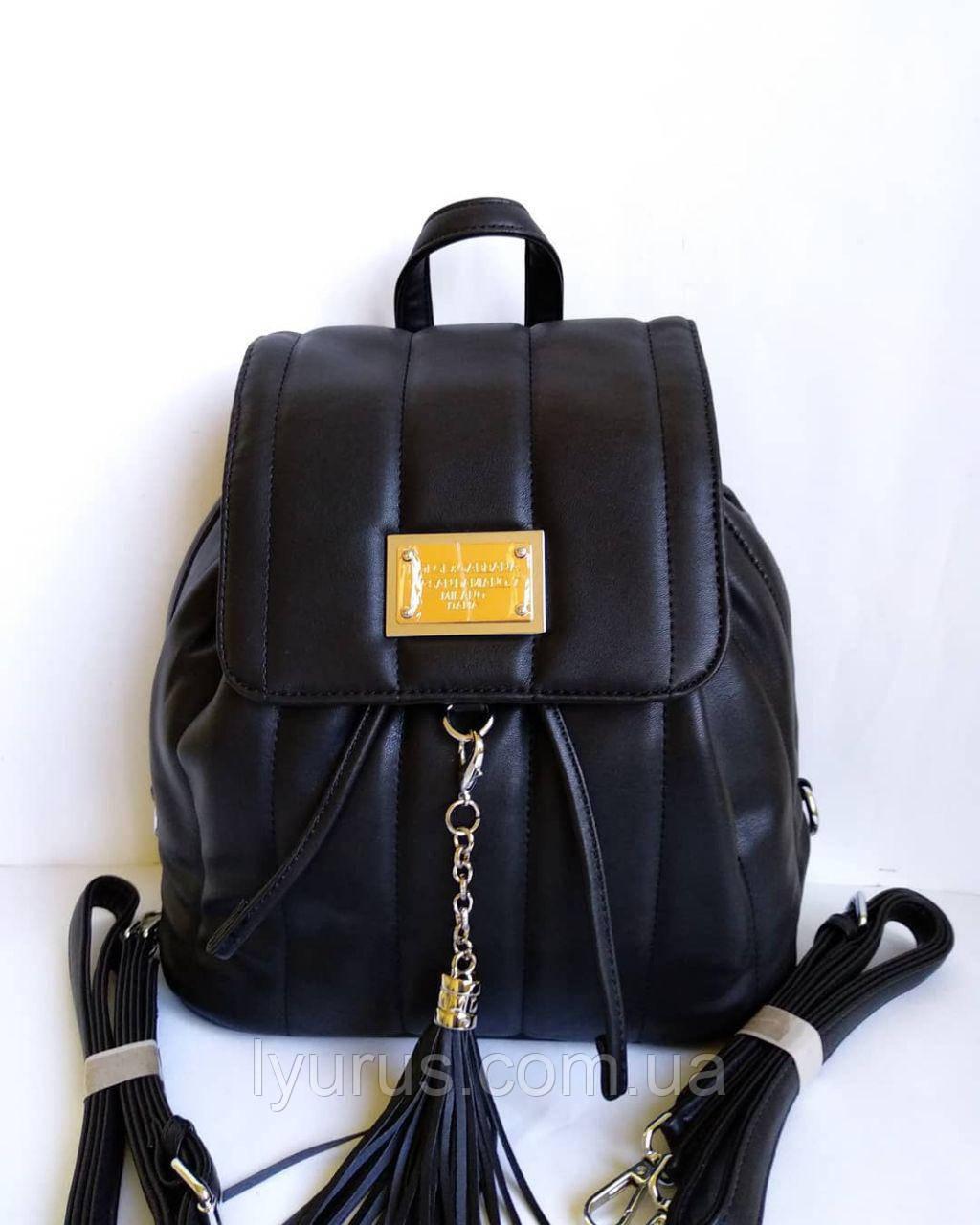 f023fdee9754 Женский рюкзак Dolce&Gabbana , цена 1 420 грн., купить в Полтаве — Prom.ua  (ID#812441196)
