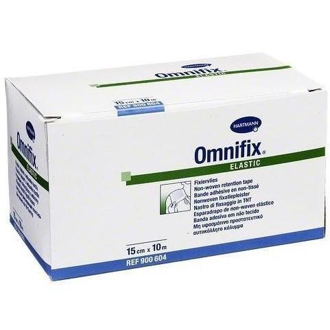 Omnifix elastic (Омнификс) 15cm x 10m, эластичный пластырь