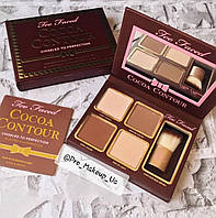 Палетка для контуринга лица Too Faced Cocoa Contour