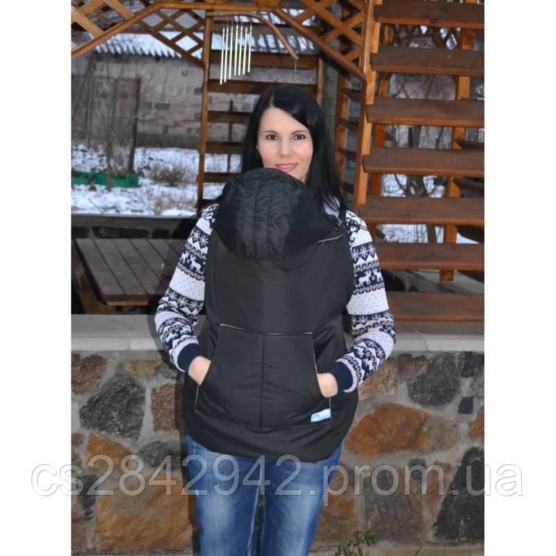Слінгонакидка зимова (Слингонакидка зимняя) Чорна