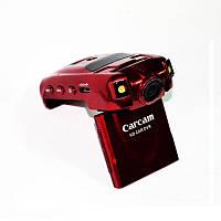 Видеорегистратор Carcam H-880 HD Красный (hub_3sm_65611387)