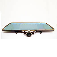 Видеорегистратор-зеркало Noisy DVR A66 360 c камерой заднего вида (668698177), фото 1