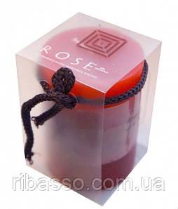 9060117 Свеча ароматическая Роза