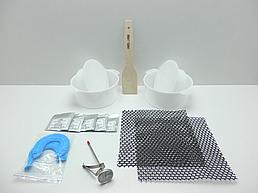 Набор  для приготовления твердых сыров с электронным термометром