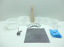 Набор для приготовления сыров с плесенью с электронным термометром