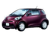 Коврики на Toyota IQ (c 2009--)