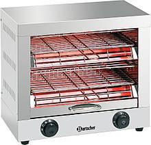 Тостер кварцевый двухуровневый Bartscher A151600