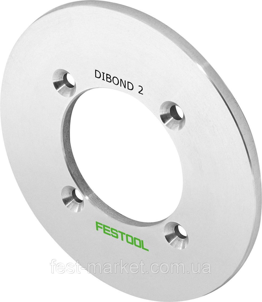 Контактный ролик к дисковому фрезеру для алюминиевых композитных плит D4 Festool 491544