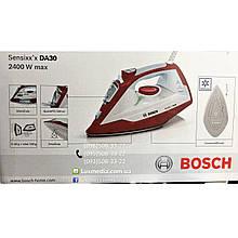 Утюг с подачей пара Bosch TDA3024010 (2400 Вт, 40 г/мин, паровой удар 150 г, Подошва CeraniumGlissee)