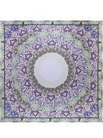 Платок женский 100% шелк в 4х цветах B10-3208 Eleganzza