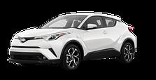 Toyota C-HR 16- (design 2016)